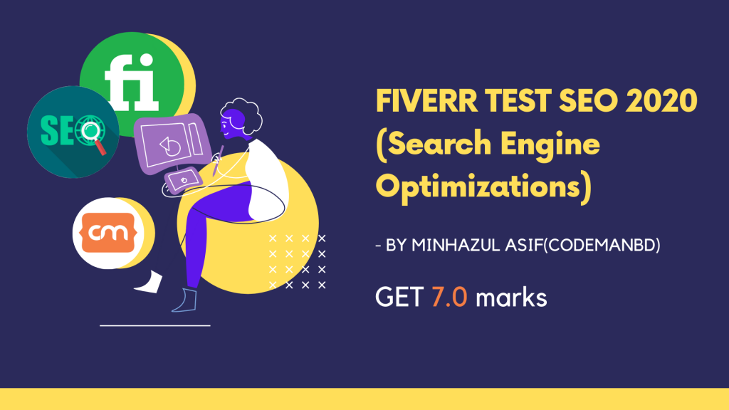 FIVERR TEST SEO 2020 (Search Engine Optimizations)