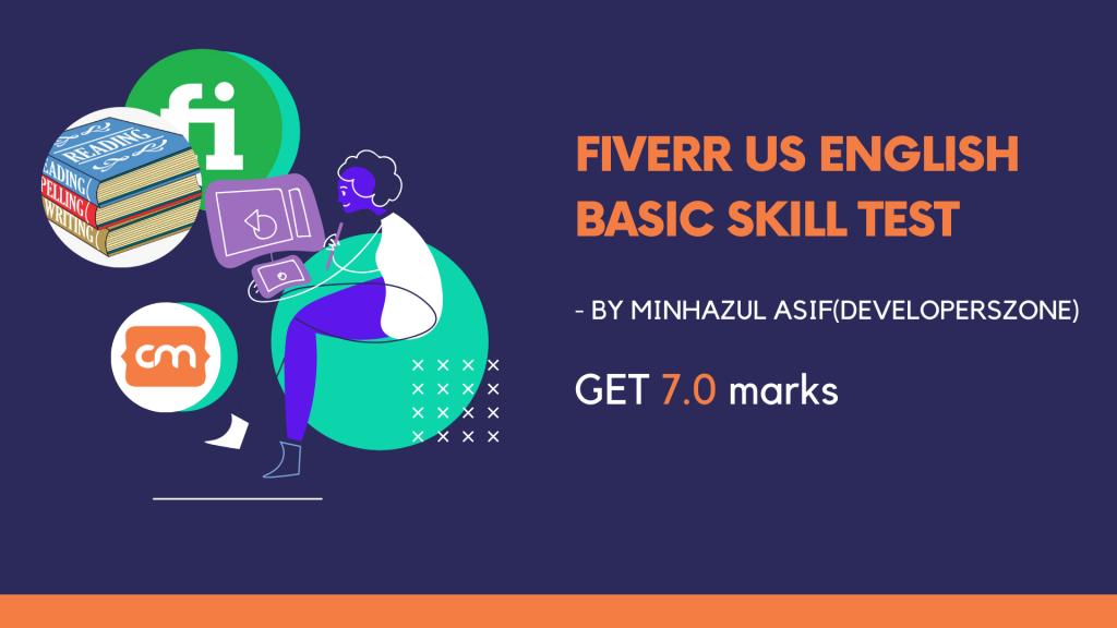 FIVERR US ENGLISH BASIC SKILL TEST