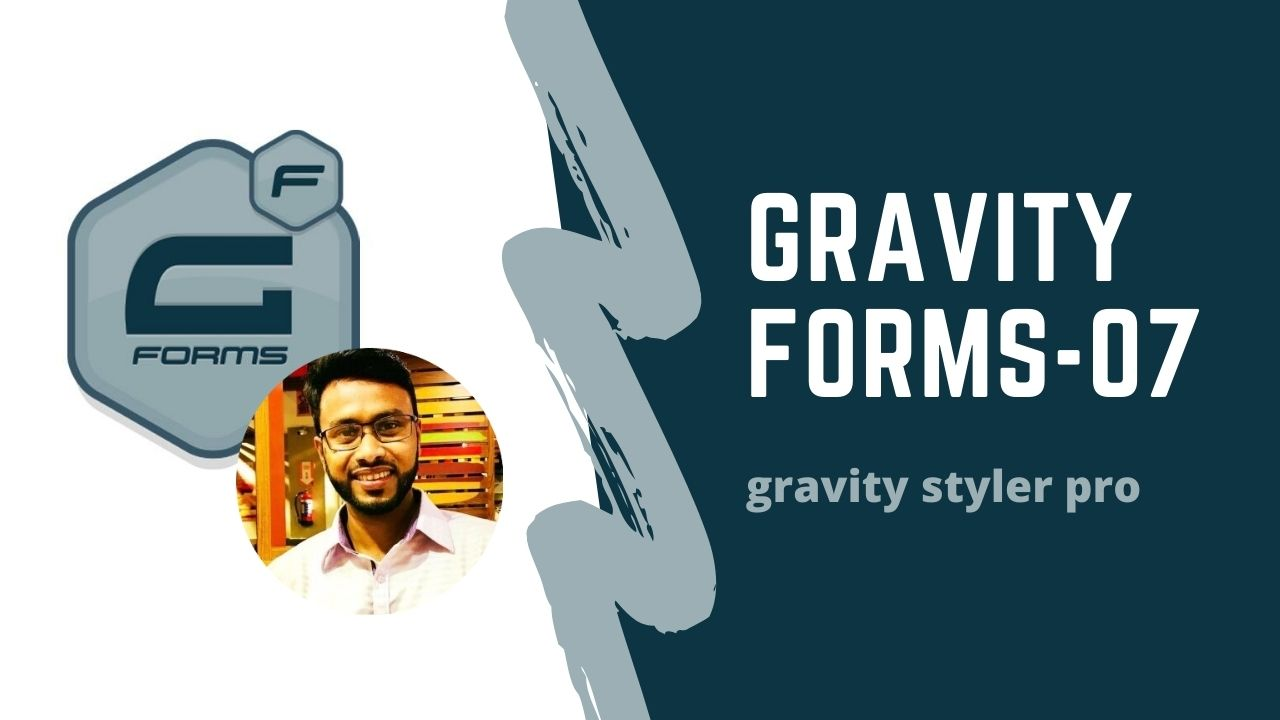 gravity form(styler pro to customize form design)