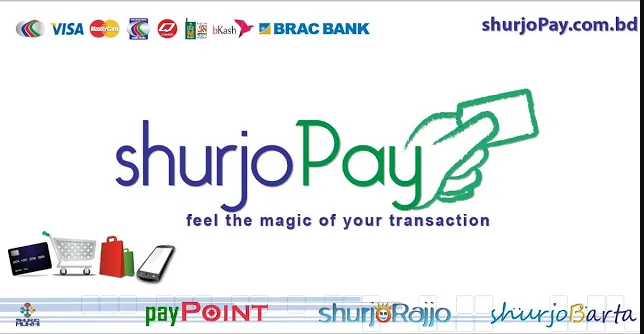 How to integrate Surjo Pay / SSL Commerz / Aamar Pay - payment gateway by wordpress woocommerce