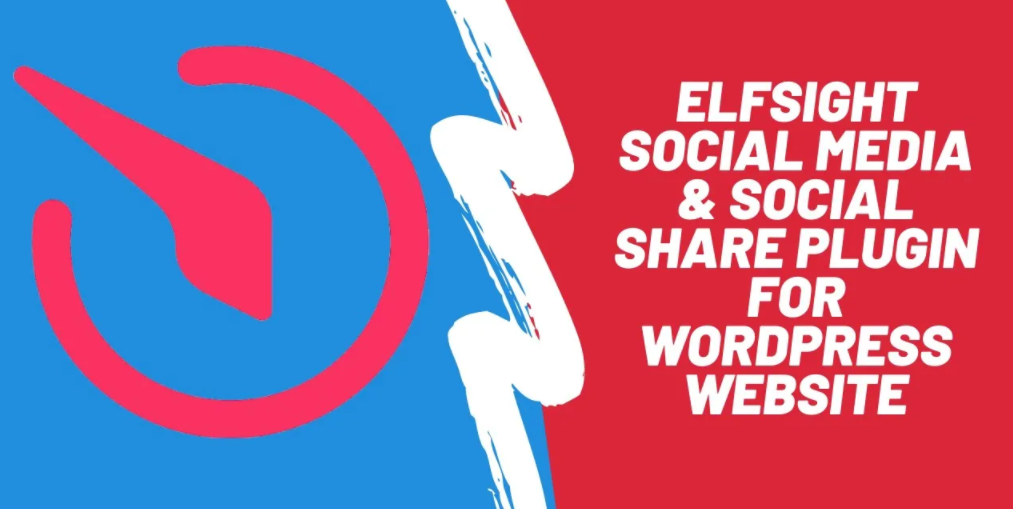 elfsight social media & social share plugin for wordpress website