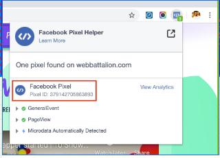 Facebook pixel integration by PixelYourSite & FB Pixel for Woocommerce